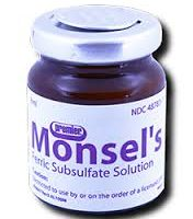 Monsel's Solution