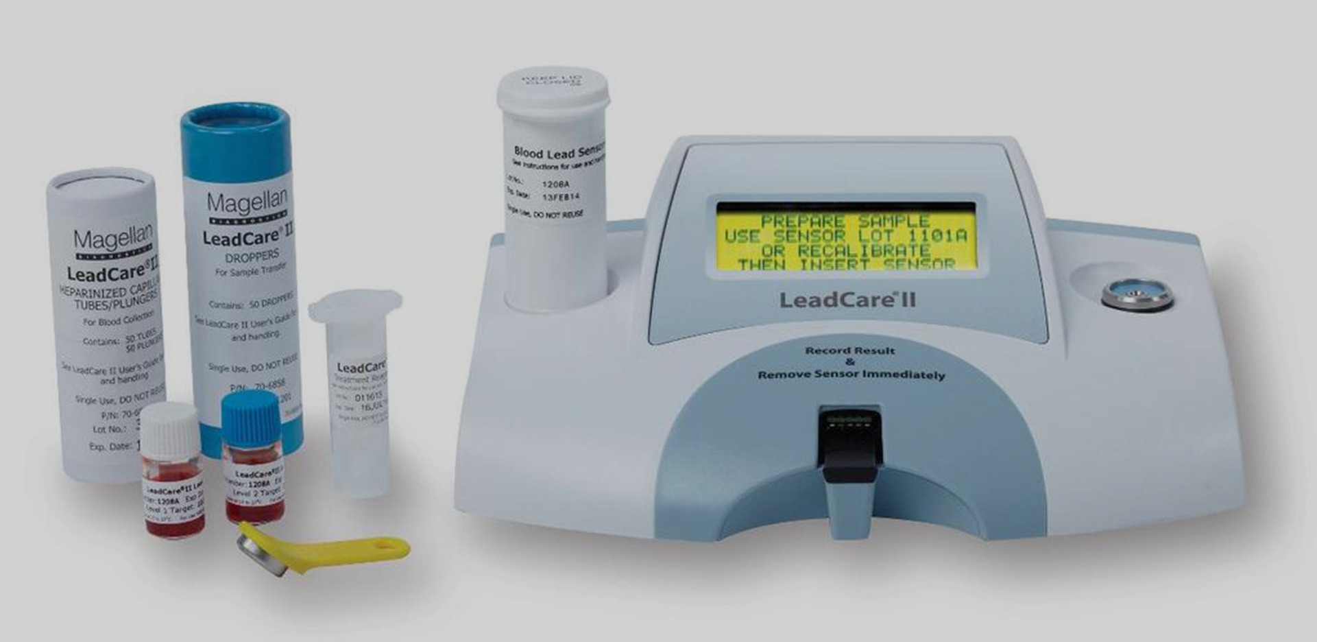 Lead Care II Products Johannesburg South Africa