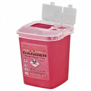 1 L Square Sharp Container